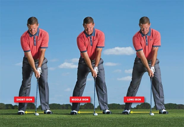 How To Achieve The Perfect Golf Posture When You Play Golf