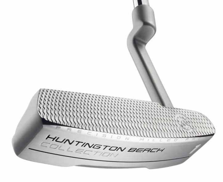 Metal faced putters