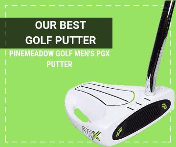 Pinemeadow Golf Men's PGX Putter is the best choice