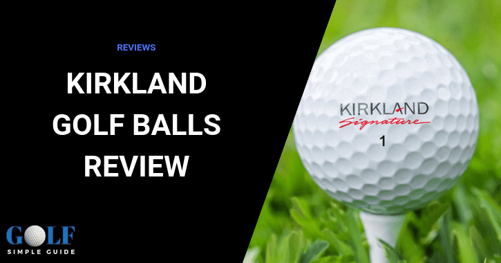 Kirkland Golf Balls Review