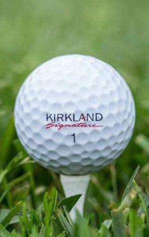 Kirkland golf balls